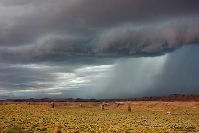 Storm (Utah, USA)