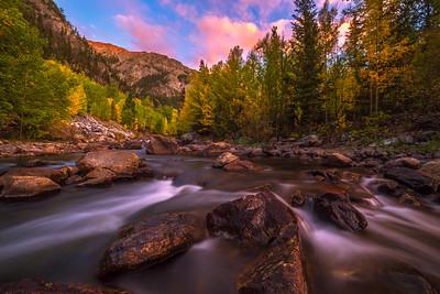 Fall in the Ten Mile Range