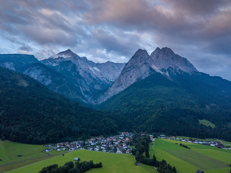 Mt. Waxenstein, Bavaria