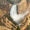 Yellowstone Falls (Landscape)