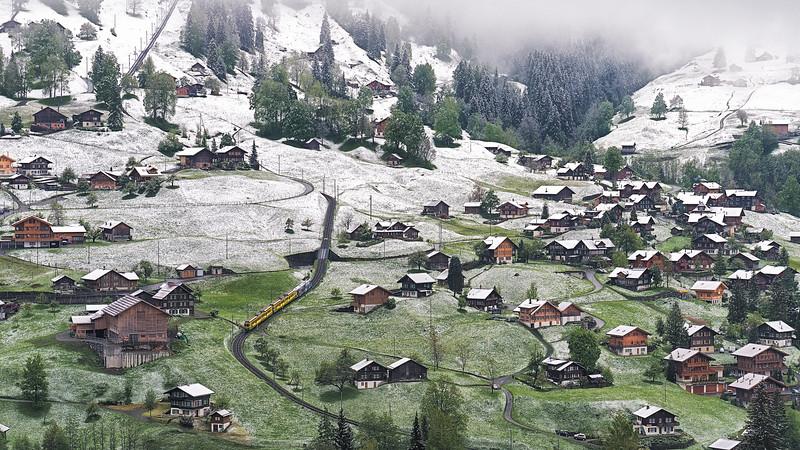 Summer Snow | Switzerland
