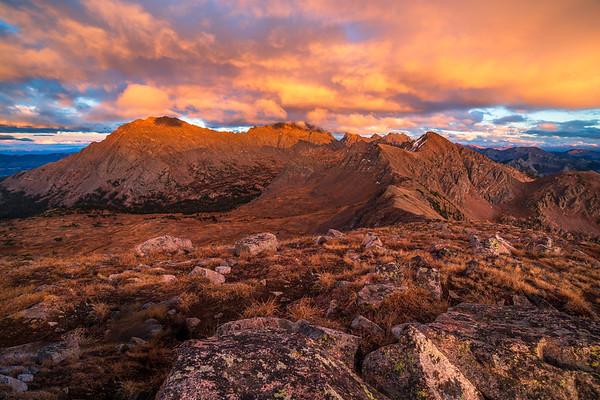 Gore Range High Peaks