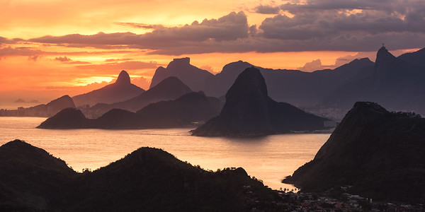 Mountains Of Rio