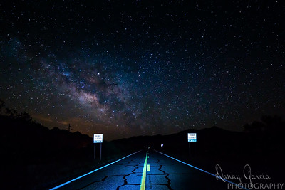 Milky Way in Arizona