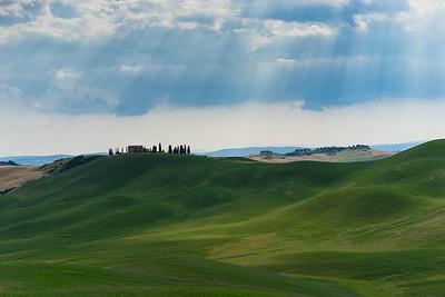 Green Hills   Val di Cecina, Tuscany