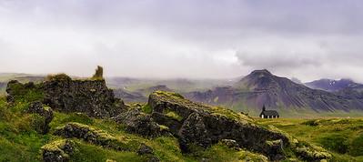 Búdakirkja (Búdir kirkja, Iceland)