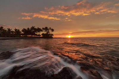Pauoa Bay, Big Island, Hawai'i.
