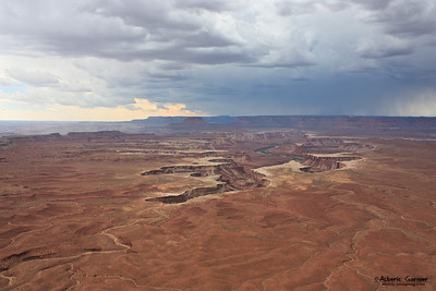Green River Overlook, White Rim (Island In The Sky, Canyonlands NP, Utah)