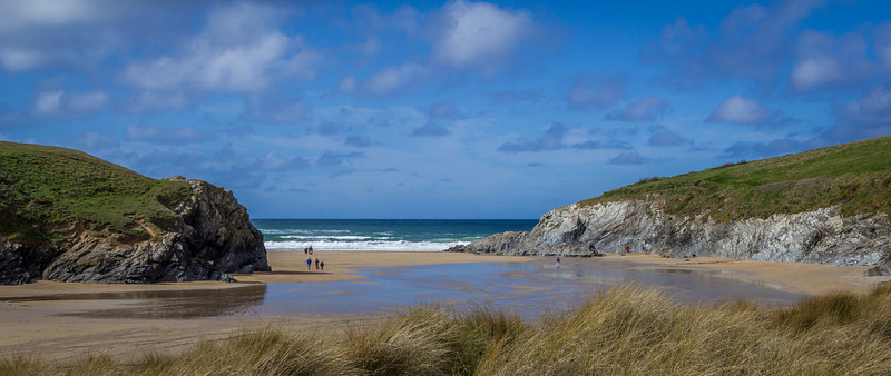 Polly Joke Beach, Cornwall UK