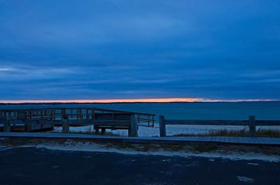 Nassau Point Beach