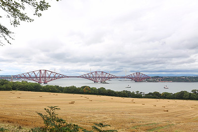 3 Forth bridges