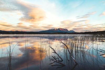 Tyhee lake