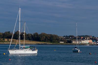 Sailboats Portaferry
