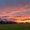Inzell Bayern, Sunset