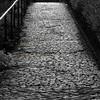 A path in Edinburgh.