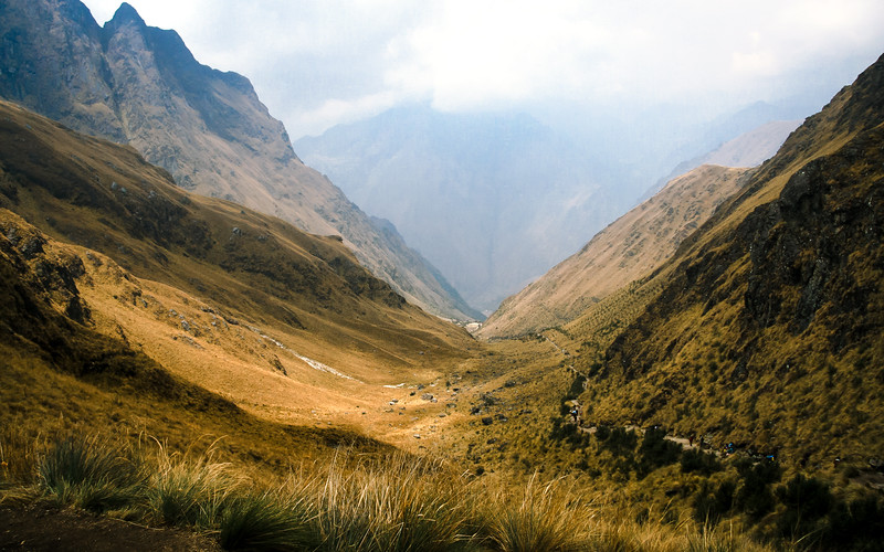 A View From Dead Woman's Pass
