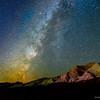 Milky Way in the Dasht-e Kavir