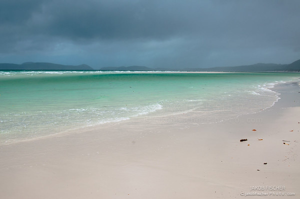Whitehaven Beach, Whitsunday Islands