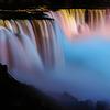 Niagara Falls (American Falls ) from Prospect Point Park observation tower - Buffalo,New York - USA