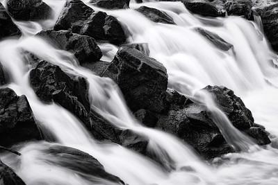 South Platte Water Cascade
