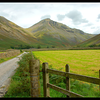 Wasdale scenic beauty @ Cumbria, Lake District - England