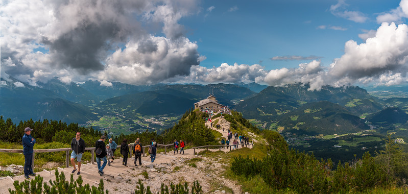The Eagle's Nest, Kehlsteinhaus
