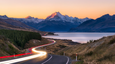 Mount Cook Drift | New Zealand