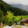 Way to Mount Titlis - Engelberg, Switzerland