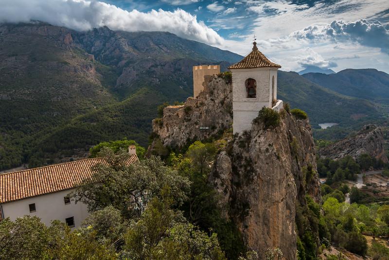 Castel De Guadalest