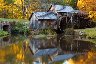Mabry Mill