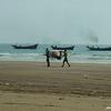 Mandarmoni beach view - New year celebration at Mandarmoni , India