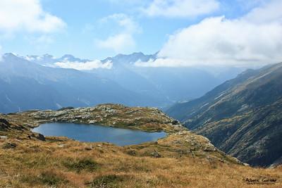 Lac Blanc, Vanoise, Savoie, France