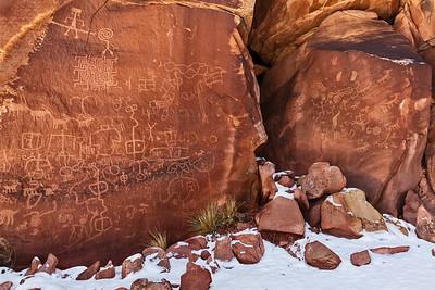 Maze Petroglyphs