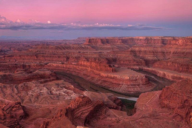 Dead Horse Point Sunrise (cropped version)