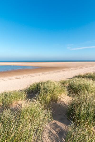 Burnham Overy Staithe Beach