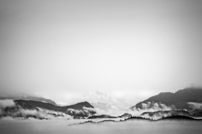 Morning 2 [Inside Passage, AK]
