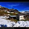 Mountain Pass Kleine Scheidegg - Bernese Oberland, Switzerland
