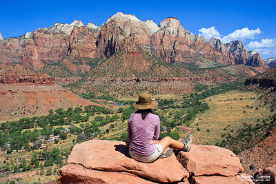 Watchman, Zion National Park, Utah