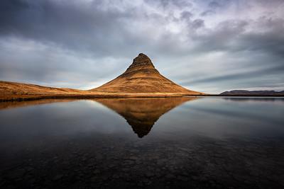 Kirkjufell Illusion | Iceland