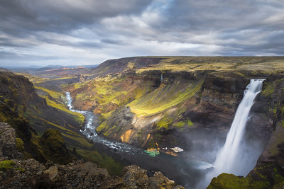 Fossárdalur, Iceland