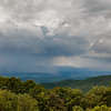 Showers in the Shenandoah