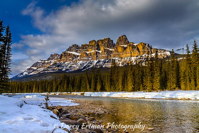 Castle Mountain V