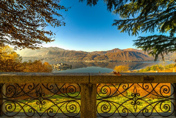 Von Orta An | From Orta Onwards