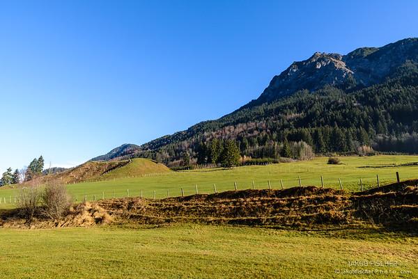 Trekking around Oberstdorf