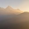 Annapurna at sunrise