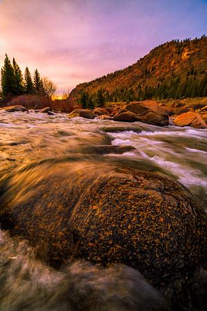 Arkansas River, Buena Vista Colorado