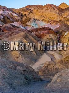 Artists Palette Dry Creek