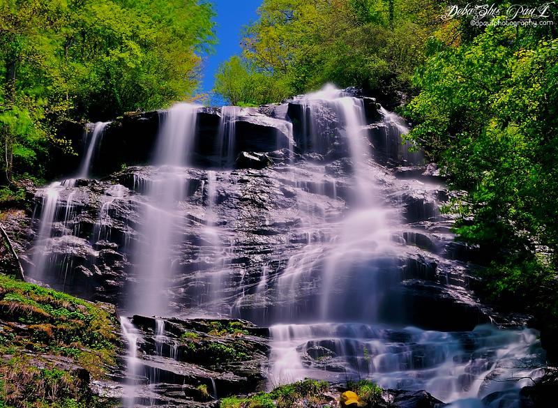 Amicalola Falls - Dawsonville, Georgia - USA