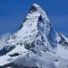 Matterhorn in full zoom view - Zermatt, Switzerland