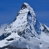 Matterhorn in full zoom view - Zermatt, Switzerland